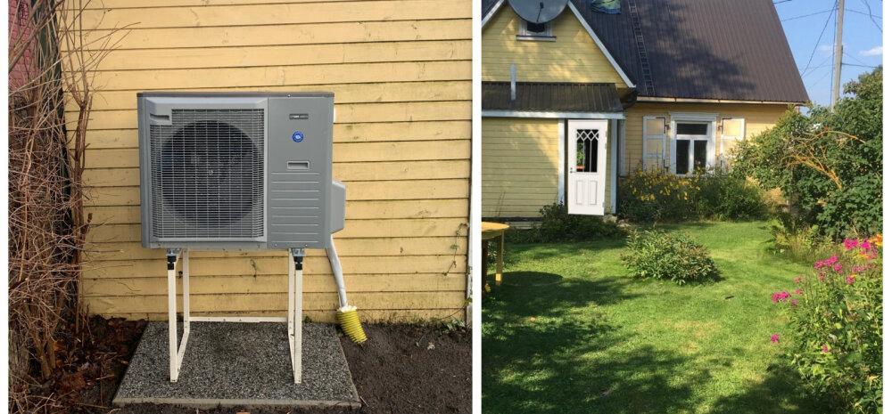 APPI, me ostsime maja | Uuest küttesüsteemist ja Kredexi toetusest