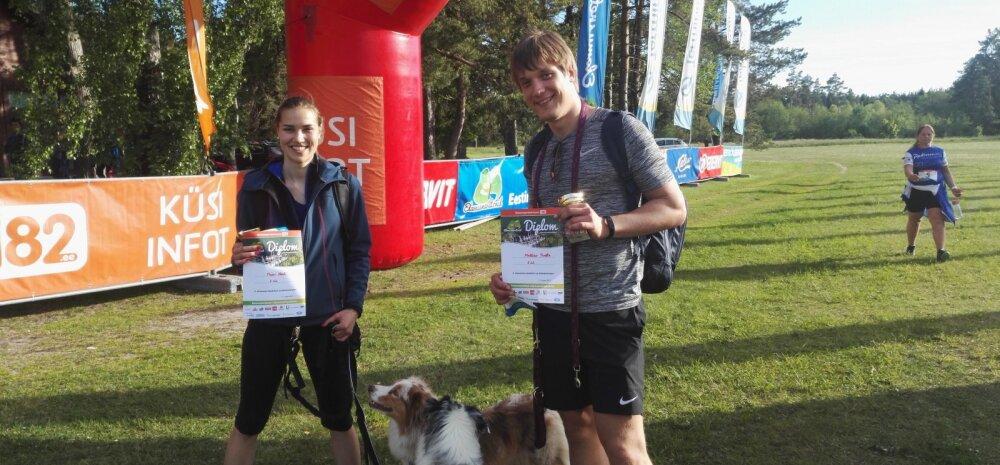 Noarootsi 42km elamusmaraton | suve esimene suurem väljakutse