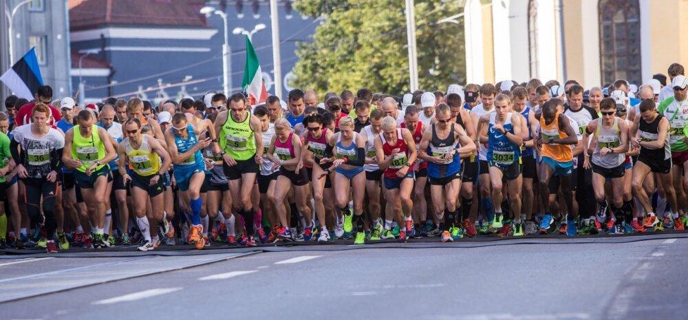SEB Tallinna Maraton 14