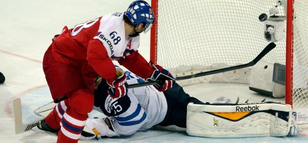 Tsehhi vs Soome