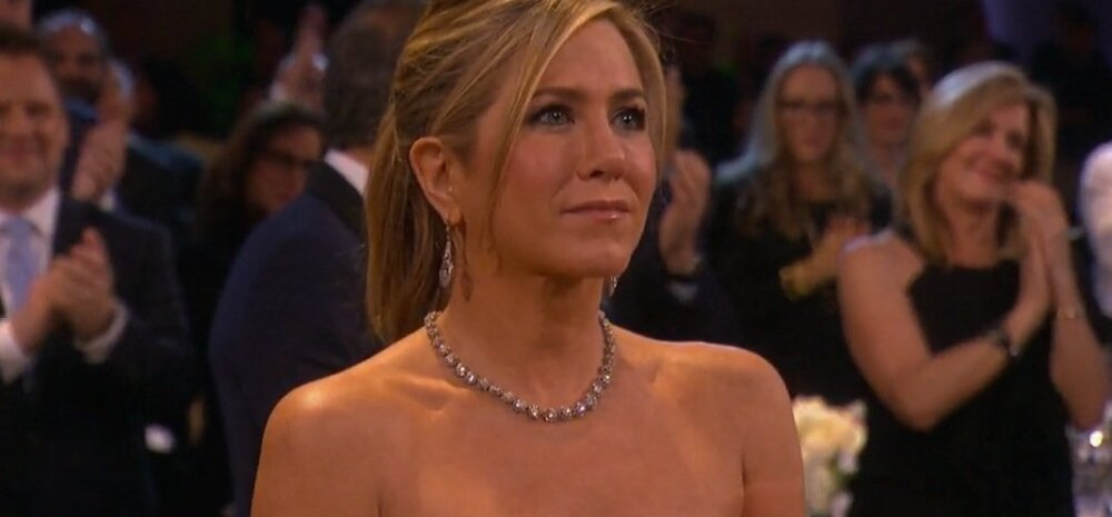 Jennifer Aniston NBC saates