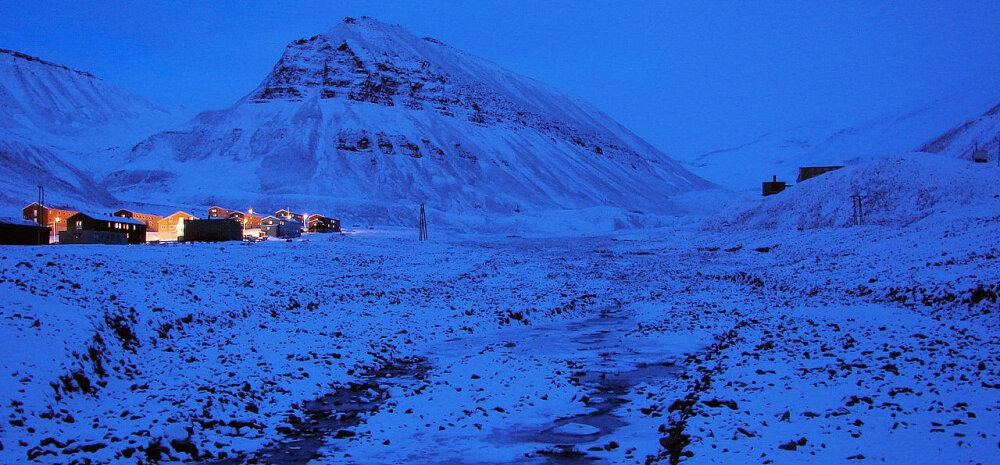 Kas Arktikas üles kasvanud inimesed näevad tõesti pimedas paremini?