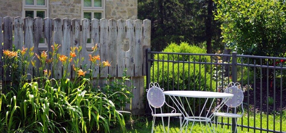 Расширяем пространство: 6 способов сделать маленький сад больше