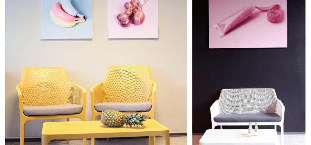 FOTOD │ Treimanni mööblisalongis avati Laura Nestori fotonäitus