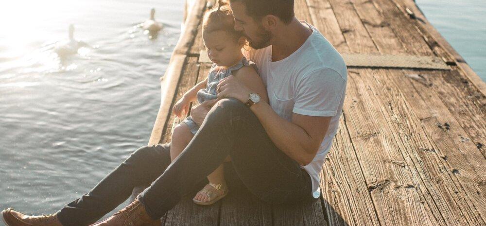 Psühholoog seletab lahti: milline isa sa oled?