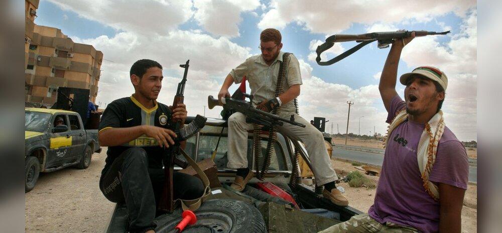 Jäägrikriis Liibüa moodi: Kes võtaks relvad Misrata omakaitseüksustelt?