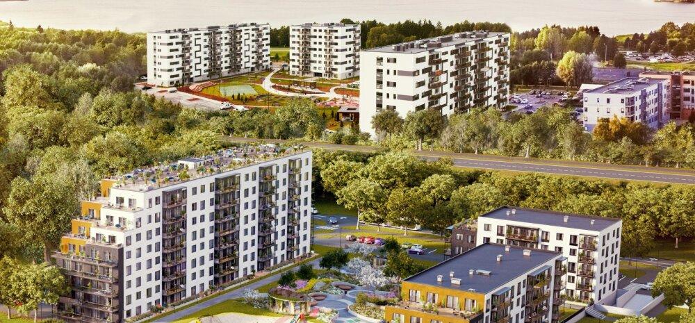 Инновация в Эстонии: забронировать и купить недвижимость теперь можно в интернет-магазине