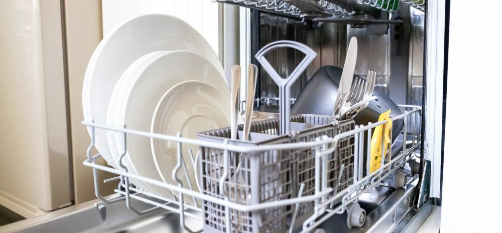 Как очистить посудомойку до блеска без специальной химии
