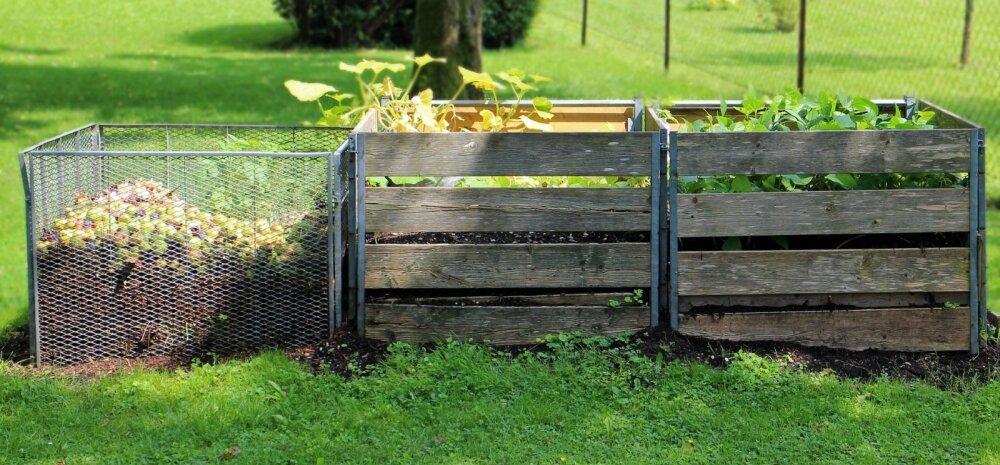 Põhjalik juhend, kuidas kodus komposti teha