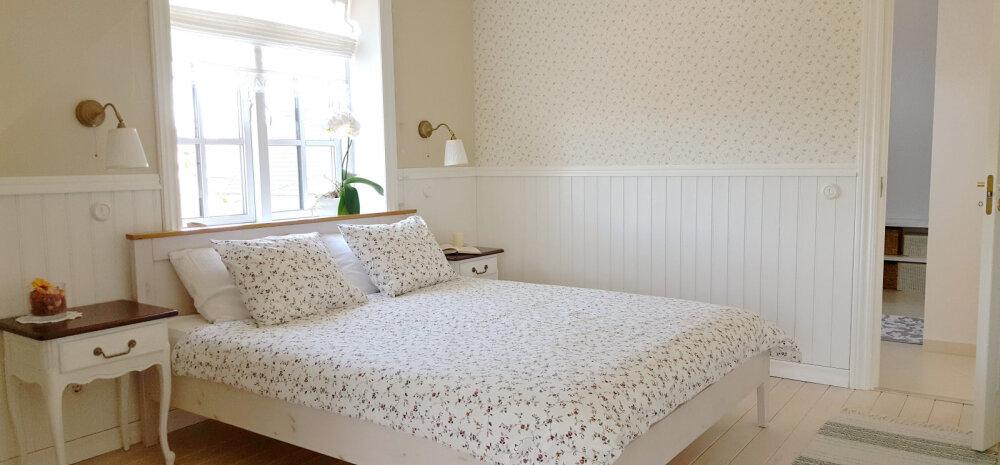 НАШ ДОМ 2018 | Спальная комната из Пярну: романтика на мансардном этаже