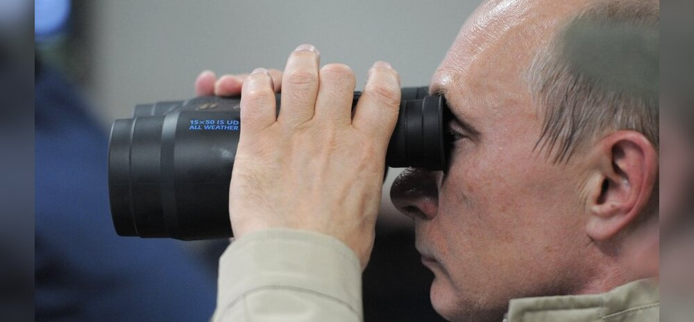 VIDEOD: Vene armee eliit harjutab koos Putiniga suurõppusel <em>Blitzkrieg</em>i