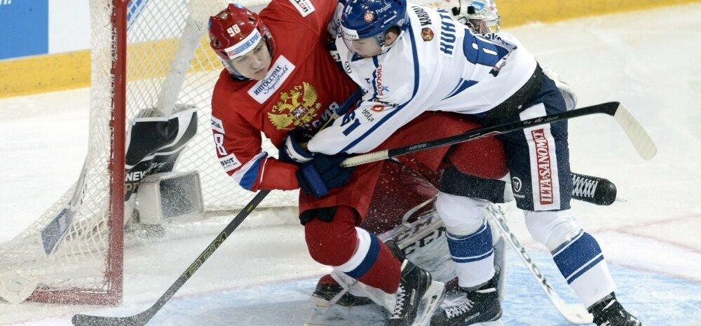 Soome vs Venemaa