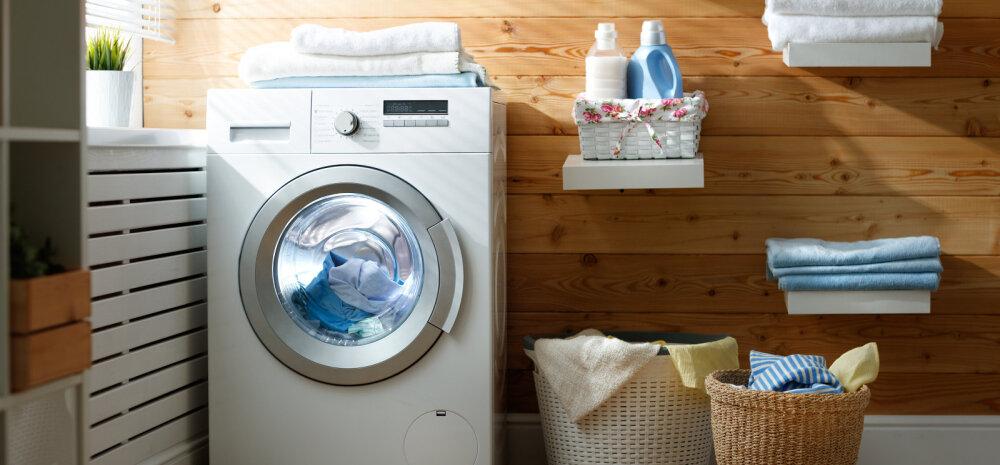 Kasulikke nippe, kuidas pesumasinat puhastada