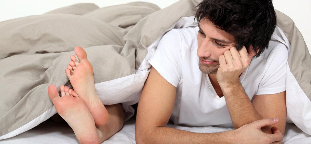 Mehed selgitavad: miks mehe jaoks seks nii oluline on ja miks mees pärast seksi enam suhelda ei viitsi?