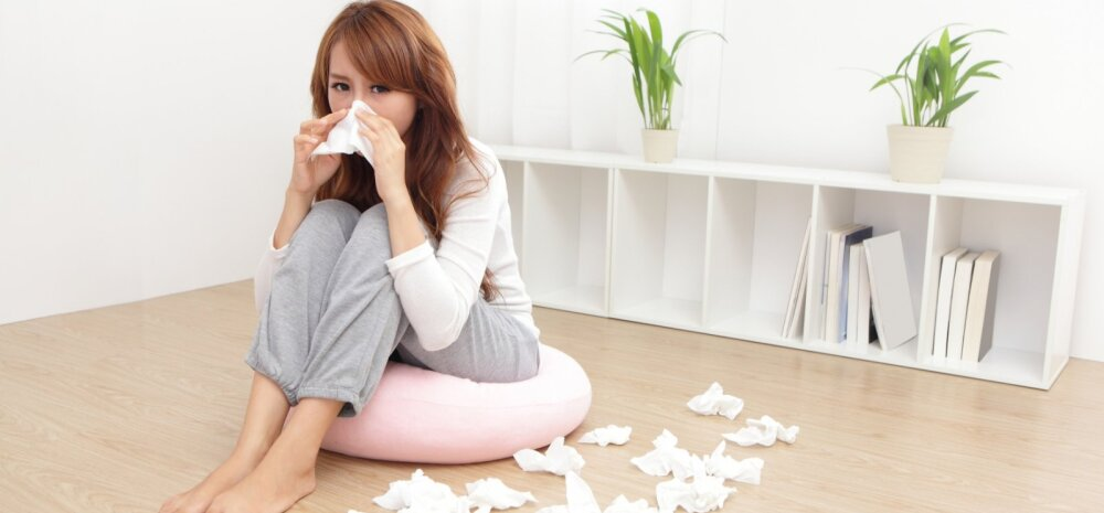 Ära jäta allergiat tähelepanuta — haigestumisriski on võimalik vähendada