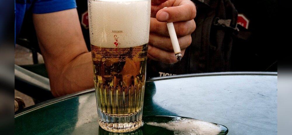 Alkohooliku lugu: elasin 20 aastat vines, naist see väga ei huvitanud ega häirinud