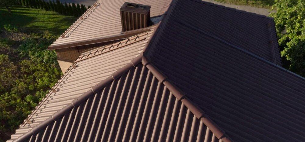 Lugeja küsib: kes ja kui kaua vastutab katusematerjali kahjustuste eest?