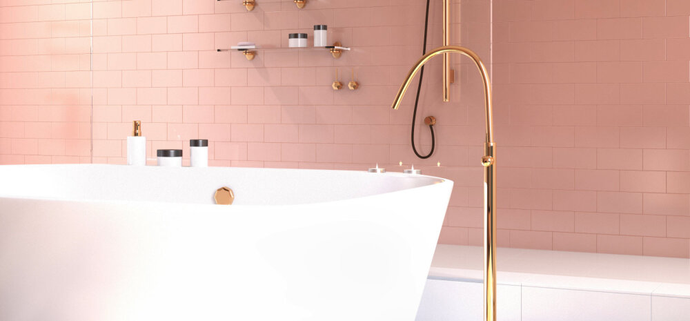 Parimad värvid, mida kasutada pisikeses ja pimedas vannitoas