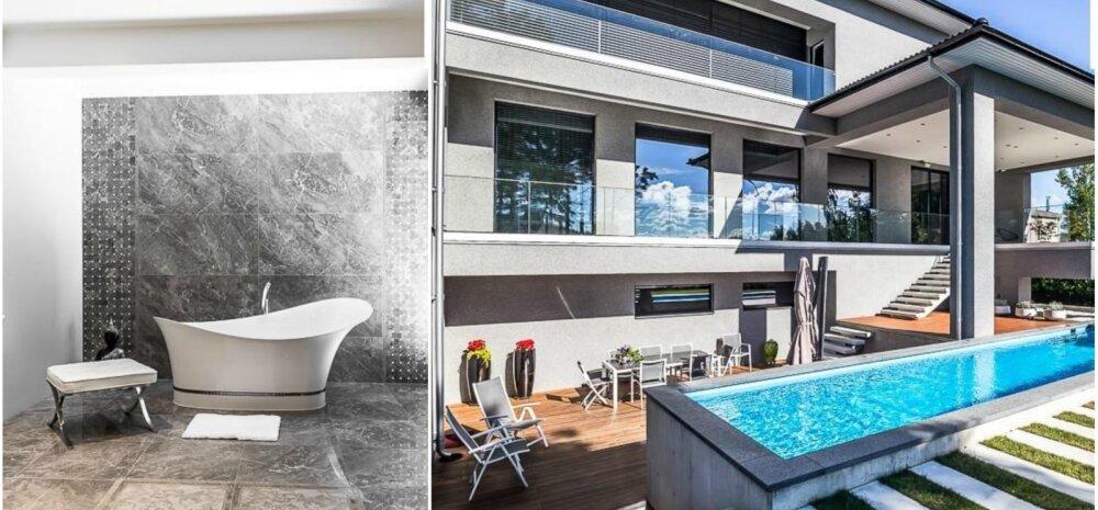 FOTOD │ Vaata, millised on kallimad ja kaunimad müügis olevad majad
