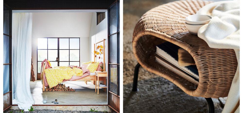 FOTOD | IKEA aprillikollektsioon — looduslikud materjalid ja maalähedaselt kirkad värvid