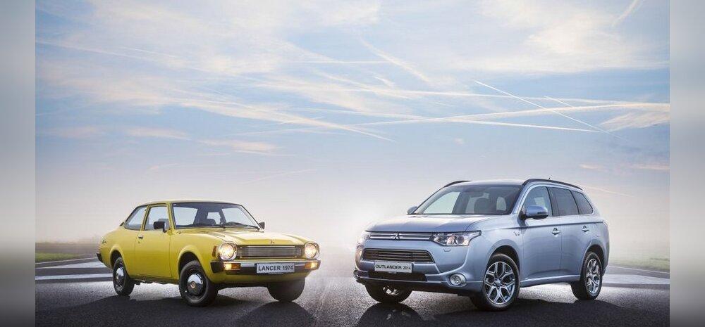Silberauto otsib Eesti kõige-kõigemat Mitsubishit