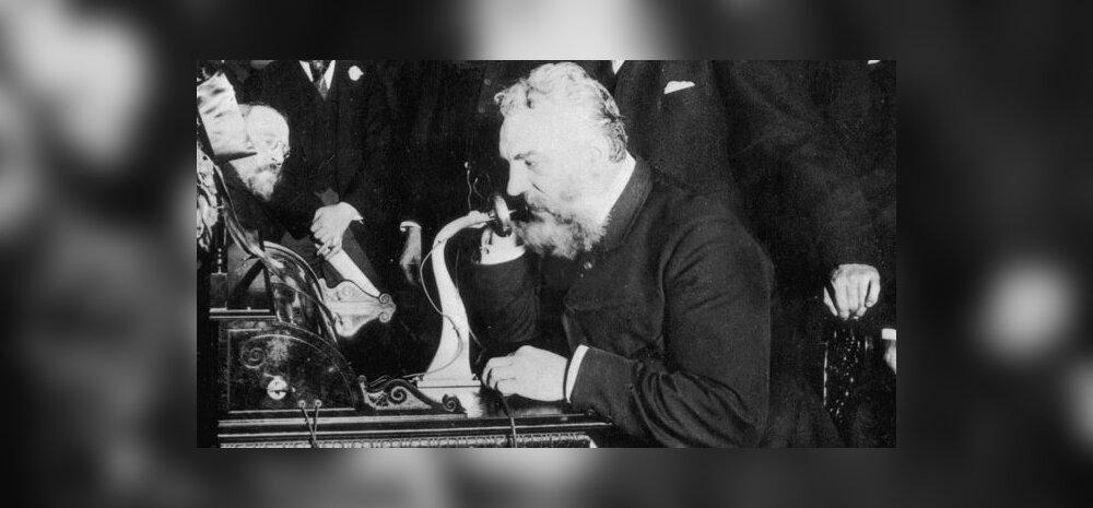 Ahoi! Täna 140 aastat tagasi toimus esimene telefonikõne