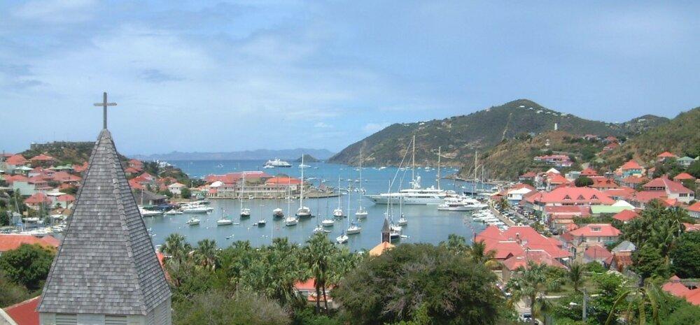 FOTOD: Miks maailma rikkad, kuulsad ja ilusad just sellel vähe tuntud saarel peesitamas käivad?