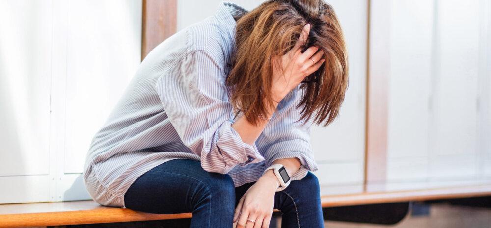Viis üllatavat märki, mis näitavad, et su keha on suures stressis