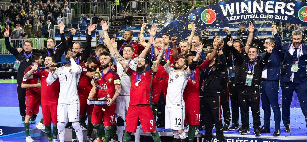 Eurosaalijalgpall: mida peab teadma Euro 22 kohta