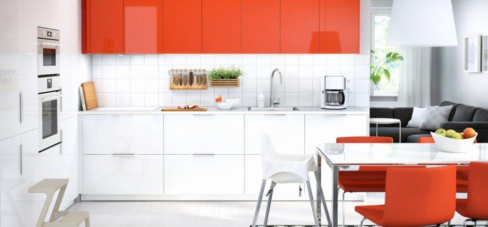 14 viisi, kuidas valge köök väikese värvikoguse abil särama panna