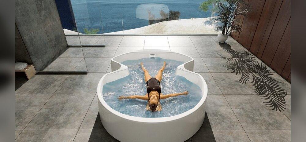 Idufirmalt Eestist: Kas tahad omale vanni, kus ka ujuda saaks?