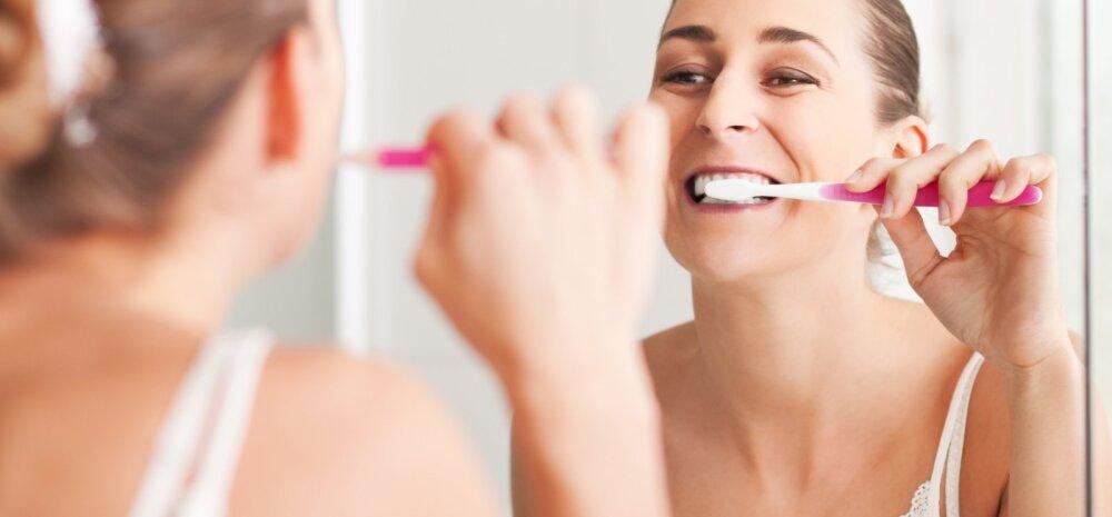 Vaata peeglisse: kaheksa nähtavat märki, et sind võib mõni tõsine tervisehäda kimbutada