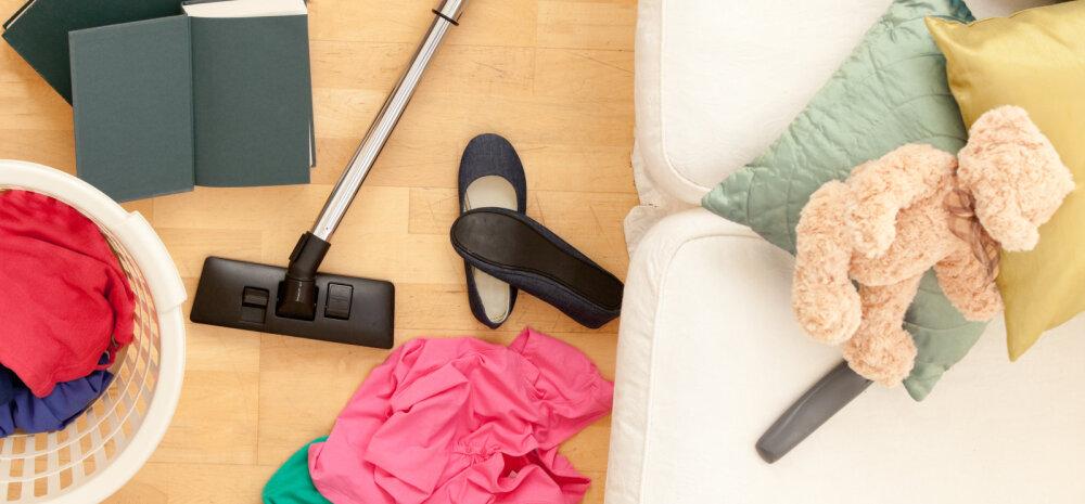 Kaheksa kohta, mida võiksid tolmuimejaga veelgi tihedamini puhastada