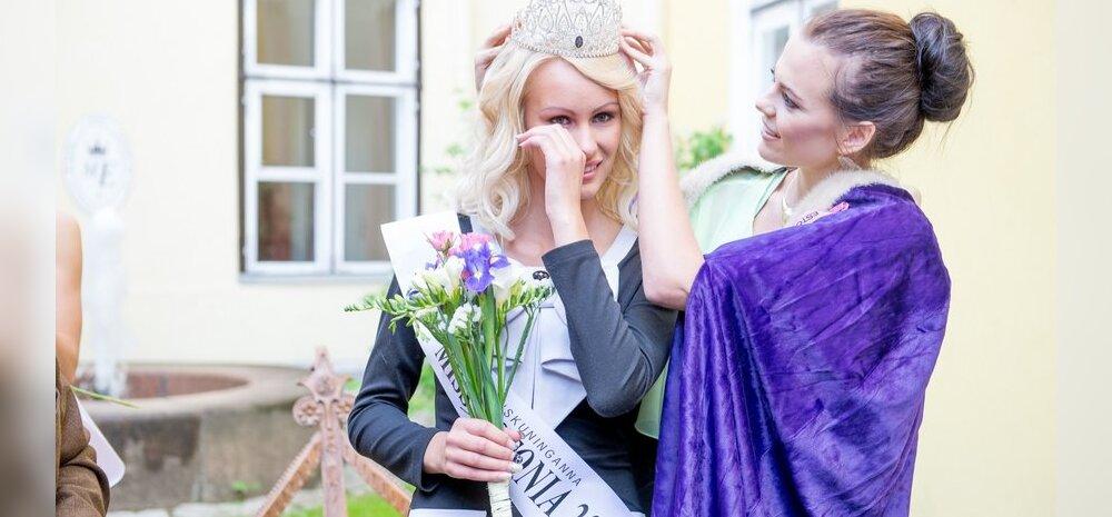Miss Estonia 2013 valimine