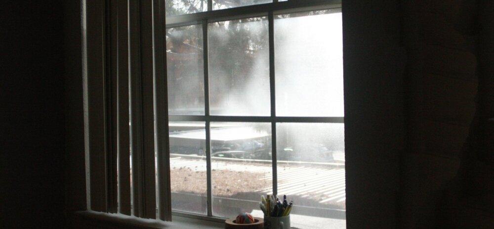 Pilt udune? Mida teha, kui aknad higistavad ja õhk ei taha korralikult ringi liikuda?