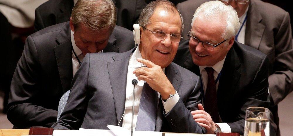 Venemaa hääletati ÜRO inimõigusnõukogust välja