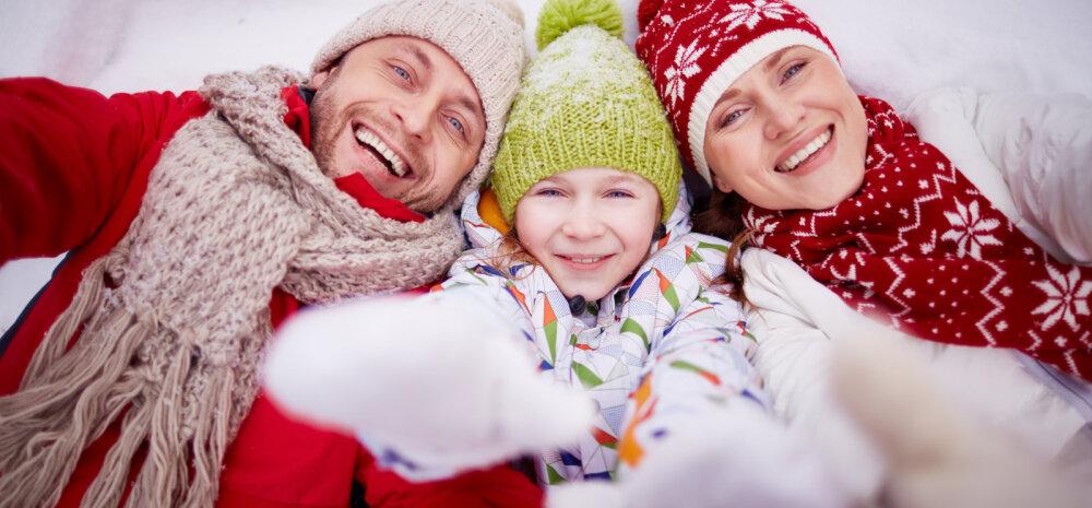 10 tasuta tegevust, mis aitavad selle kahtlase talve üle elada