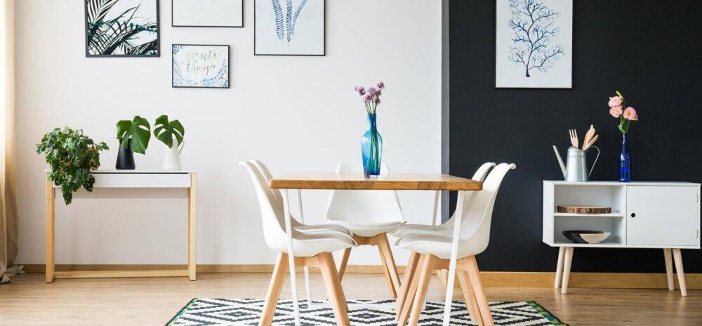 NÕUANDEID | Kuidas leida söögilaua taha õiged toolid?