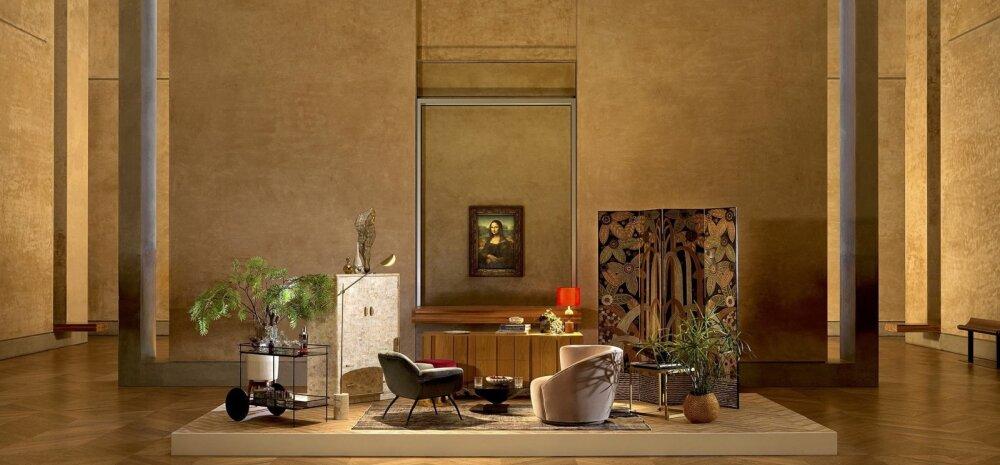 ФОТО И ВИДЕО | Сон в пирамиде и ужин с Моной Лизой: Airbnb предлагает переночевать в Лувре