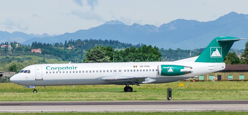 Nordic Aviation veab inimesi nii kahtlaste väikeettevõtete kui ka tõsisemate lennufirmade abil