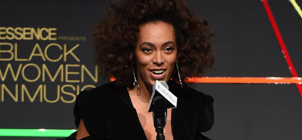 VÕIMAS: Beyoncé noorem õde Solange Knowles võitis oma elu esimese Grammy