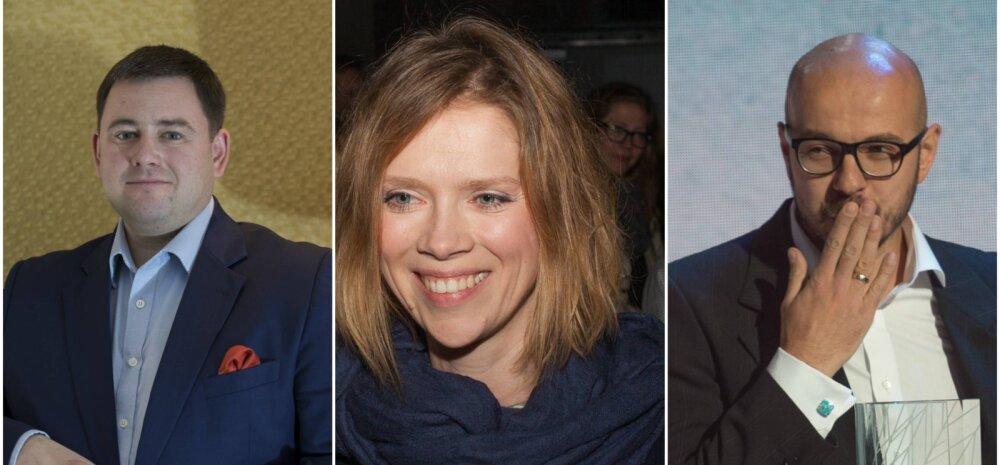 Kolm Eesti tippjuhti valiti Skandinaavia 20 vastutustundlikuma ettevõtja sekka