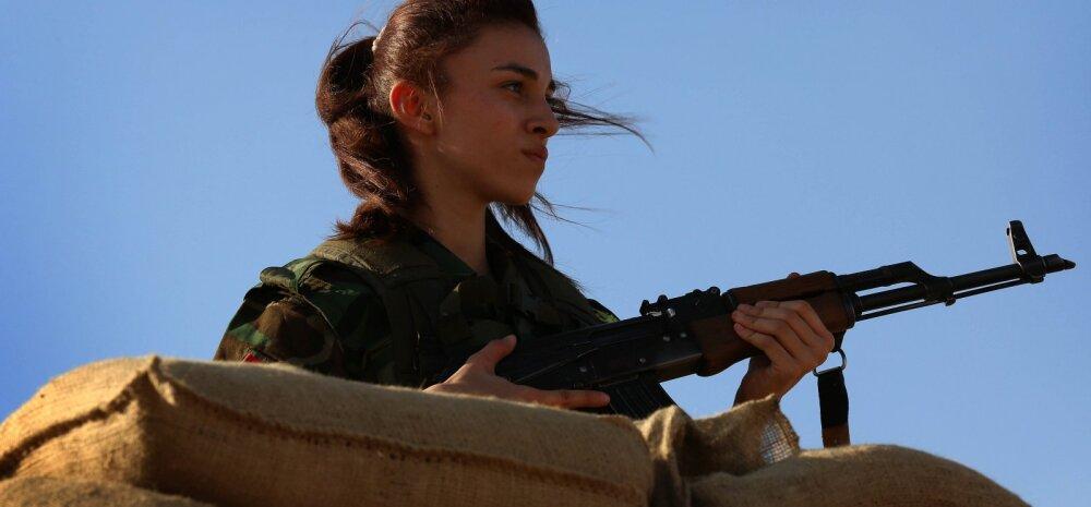 Põhjalik analüüs Sõdurilt: Lõhki kistud Kurdistan unistab iseseisvusest