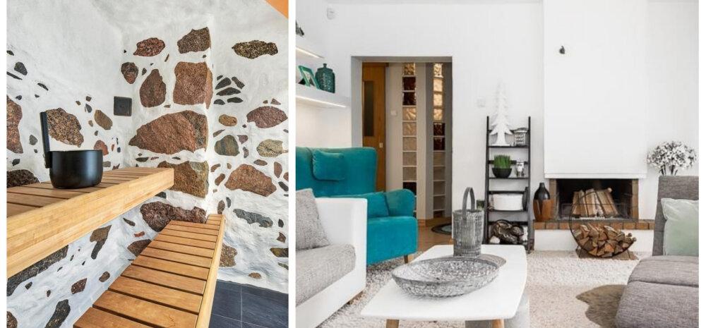 Kadestamisväärselt kaunid kamina ja saunaga korterid, mis uut omanikku otsivad