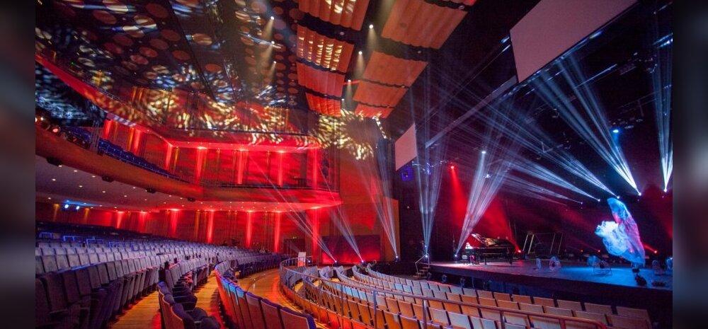 Nokia kontserdisaal eelmisel aastal