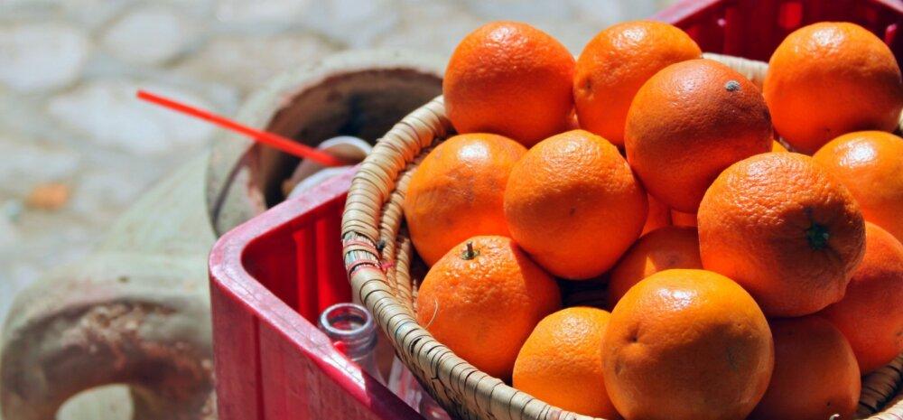 Söö end stressist vabaks: seitse tervislikku toiduainet, millel on lõõgastav ja rahustav mõju