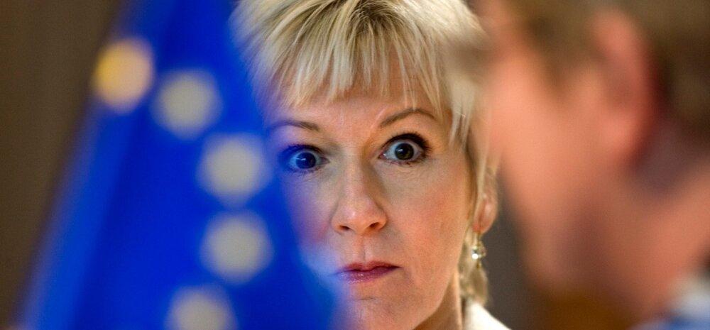 Rootsi nõuab Kremlilt musta nimekirja kohta aru