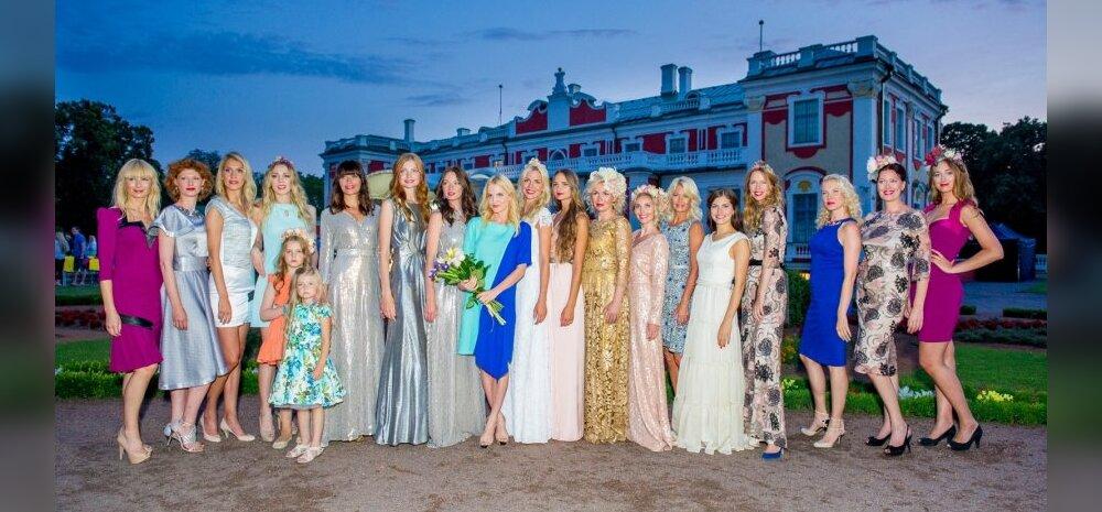 Tallinn Dolls pidas sünnipäeva kadriorus