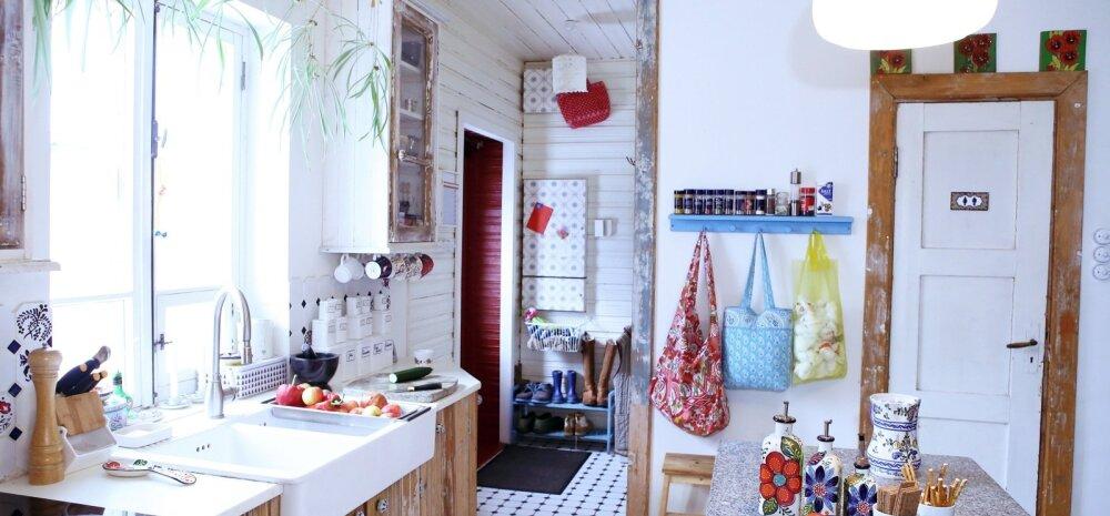 fa9d3d440a8 FOTOD: Imeline köök taaskasutatud esemetega - Maakodu.ee