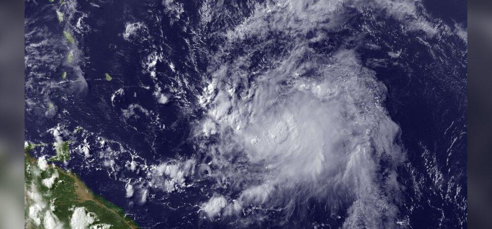 Mehhikot hoiab hirmul troopiline torm Fernand